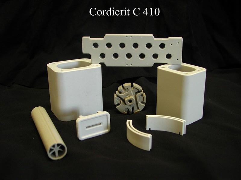 Beispielbild Cordierit