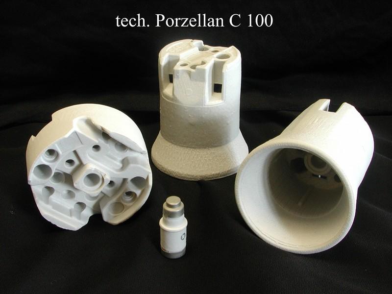Beispielbild technisches Porzellan